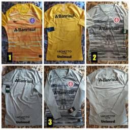 6 camisas do Inter