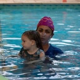 Aulas particulares de natação(2x pra semana)