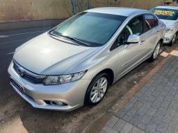 Honda Civic 2014 Lxr Automatico
