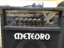 Cubo de Bass Meteoro <br>Star Black 12<br>Em 10x 100