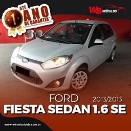 Ford Fiesta Sedan Se 1.6 16v Rocam