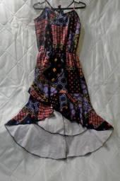 Vestido Rabo de peixe