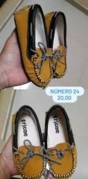 Sapato infanfil