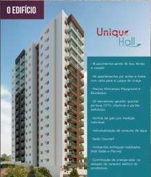 CN Lagoa do Aracá  Edf Unique Hall 3 Qts 68m²  Lagoa do Aracá Oportunidade