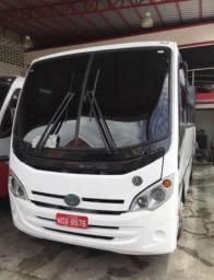 Ônibus Caixa seguradora