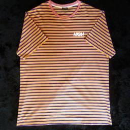 Camisa High Kidz Navy
