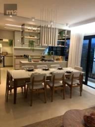 Apartamento à venda com 4 dormitórios em Setor marista, Goiânia cod:M24AP0884
