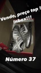 Nike shox unissex 37 original, perfeito estado !