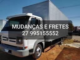 Oportunidade caminhão mudanças indo para o Rio de Janeiro