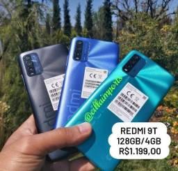 Todas as Cores! - Xiaomi Redmi Note 9T 128Gb   Poco X3 Pro   Lacrado - Entrega Imediata!