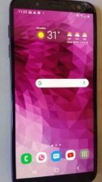 Celular Samsung J6 32 gigas em Januária