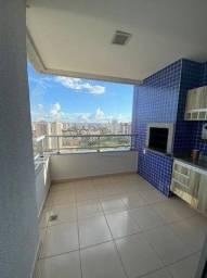 Apartamentono Residencial parque Pantanal 3 com 3 dormitórios à venda, 100 m² por R$ 580.0