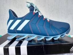 Tênis Adidas Springblade Pro Feminino - 35 - (Original - Na Caixa - Pouco Uso)