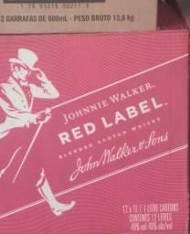 Promoção de whisky Red Label 1litro!!