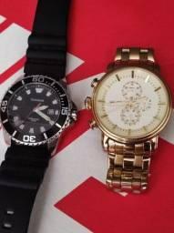 Relógios technos originais