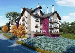 Apartamento à venda, 105 m² por R$ 1.031.009,02 - Vila Suíça - Gramado/RS