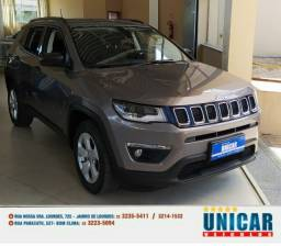 Jeep Compss 2.0 2018 cinza Completo