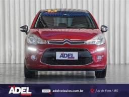 C3 2013/2013 1.6 EXCLUSIVE 16V FLEX 4P AUTOMÁTICO