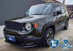 Jeep Renegade 1.8 Flex Automática 18/18