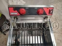 Técnico Manutenção Reparo Fritadeira Chapa Elétrica