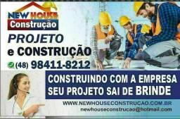 Projeto e construção