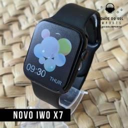 Smartwatch Novo Iwo X7 Atualizado (Original)