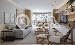 Apartamento à venda com 1 dormitórios em Leblon, Rio de janeiro cod:LB1AP46353