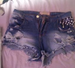 Short jeans nova