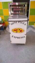 Vende-se carrinho de pizza