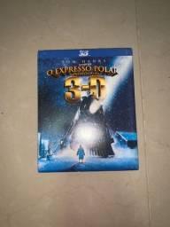 DVD Blu-ray 3D O Expresso Polar
