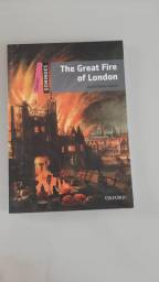 Livro The Great Fire Of London- Janet Hardy-gould