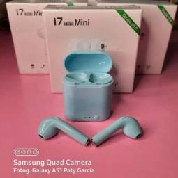 Fone Bluetooth i7 mini