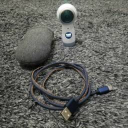Câmera Samsung 360°