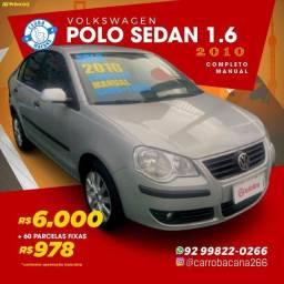 Polo Sedan 1.6 2010