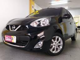 Nissan March SV 1.0 12V Flex impecavel