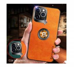 Capa Case Premium iPhone 12 Better Life Anel Magnético