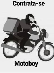 Vaga Motoboy Fixo Lanches