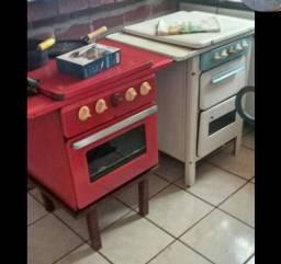 Vendo fogão  antigo