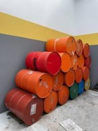 Tambor de óleo 200 litros