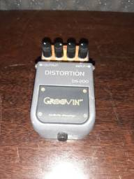 Pedal Groovin Ds-200 Distortion