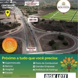 $$ Loteamento em Itaitinga >> pertinho de tudo $$