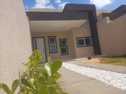 DP linda casa nova de 3 quartos 2 banheiros com fino acabamento