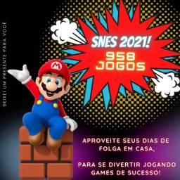 Game snes 2021