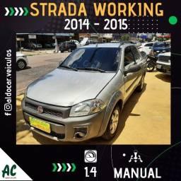 Strada CD Working 1.4 3 portas 2015