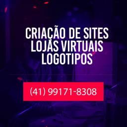 Site, Lojas virtuais e logotipos - Melhor preço
