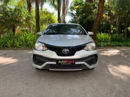 Toyota Etios Automatico 1.5 Sedan X 18/19