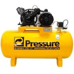 Aluguel de compressor de ar elétrico