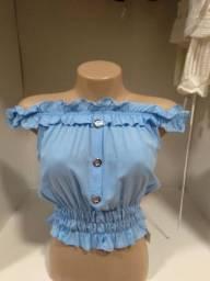 Blusa tamanho único