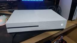 Xbox one s 500 gb troco