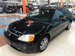 Título do anúncio: Honda Civic Automático 2003